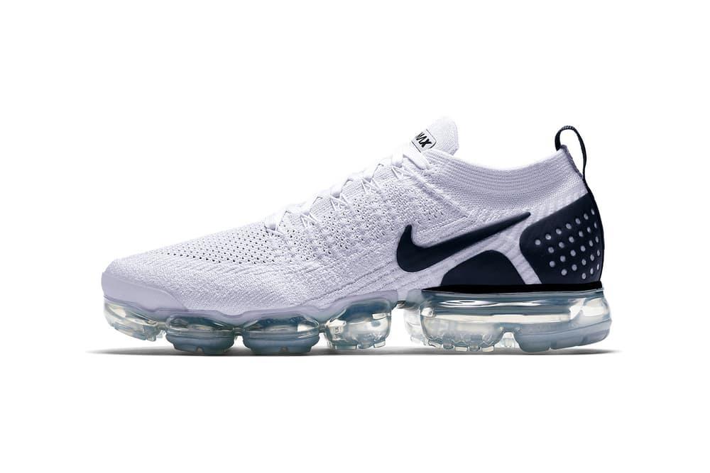 Nike Air Vapormax Flyknit 2 0 White Black reverse orca april 2018 release date info drop sneakers shoes footwear
