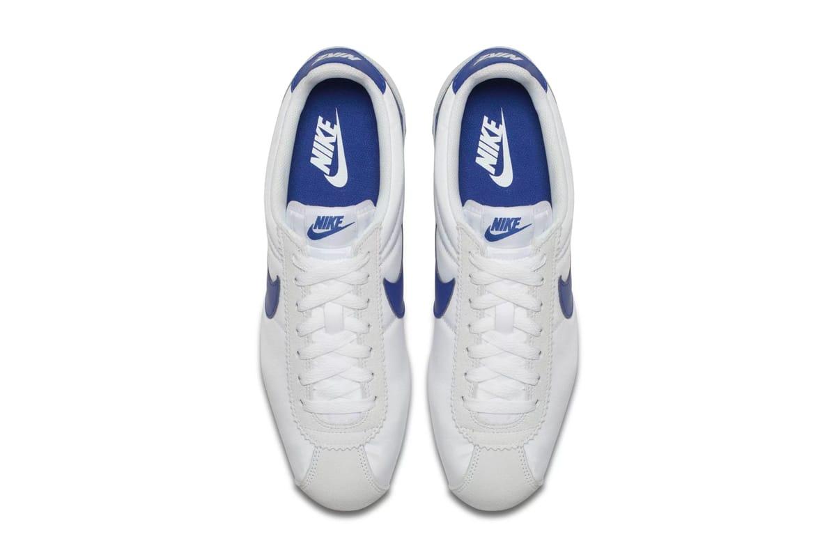 "White/Gym Blue"" Cortez | HYPEBEAST"