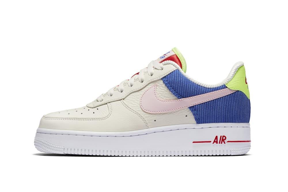 Nike Corduroy Pack Air Force 1 Air Max 95 Air Max 97 footwear nike sportswear