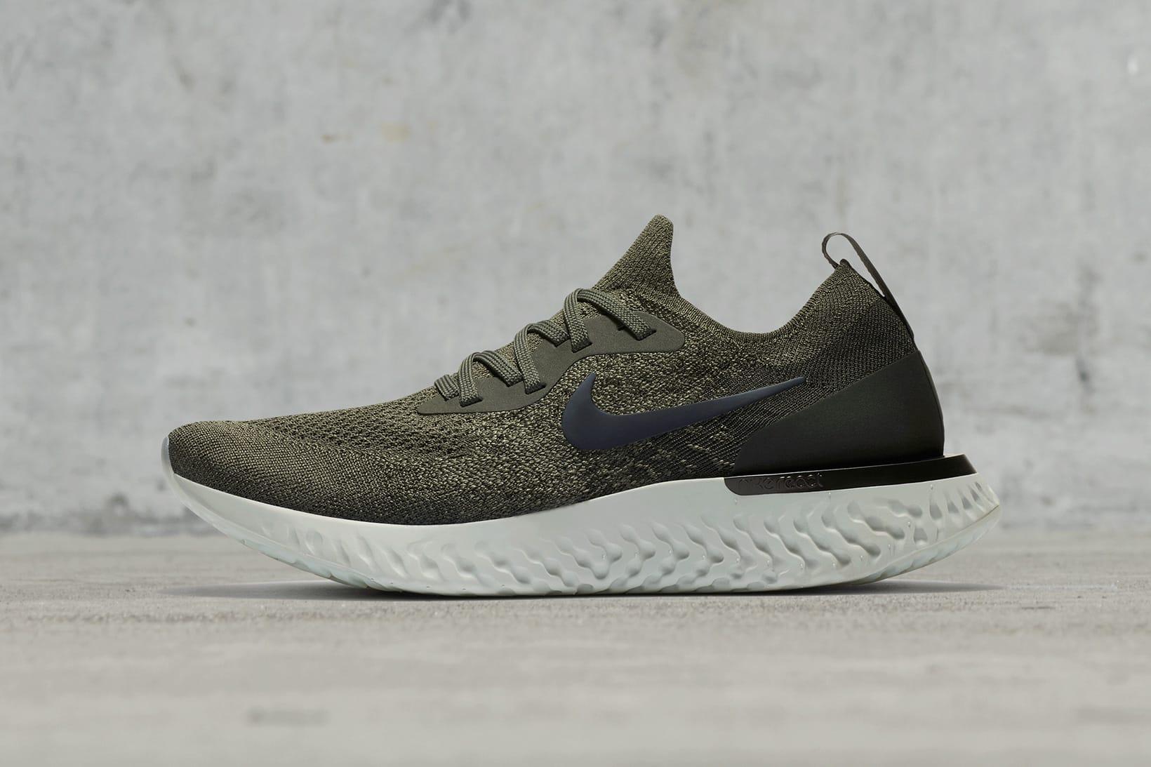Nike Epic React Flyknit Spring 2018