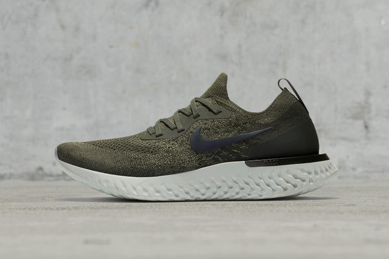 2b33e83f9e8c Nike Epic React Spring Colorways footwear 2018 SNKRS nike running pink  matcha green matcha off-