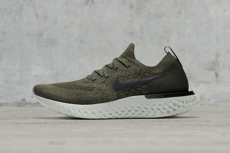 Nike Epic React Spring Colorways footwear 2018 SNKRS nike running pink  matcha green matcha off- 530475ac4