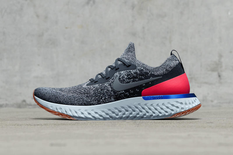 Nike Epic React Spring Colorways footwear 2018 SNKRS nike running pink  matcha green matcha off-