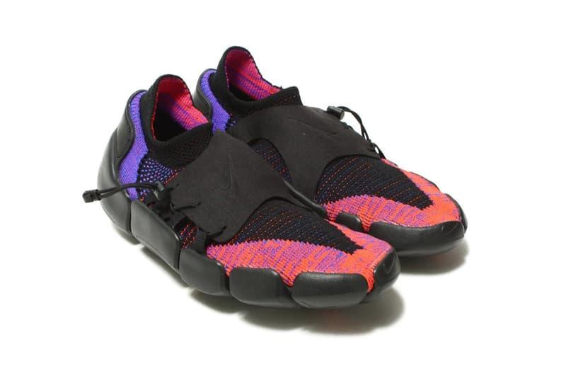 44f3d186b63e Nike Footscape Flyknit DM Tech Technical Footwear Trainers Sneakers Shoes  Sportswear Stealth ACG Rakuten Sock-