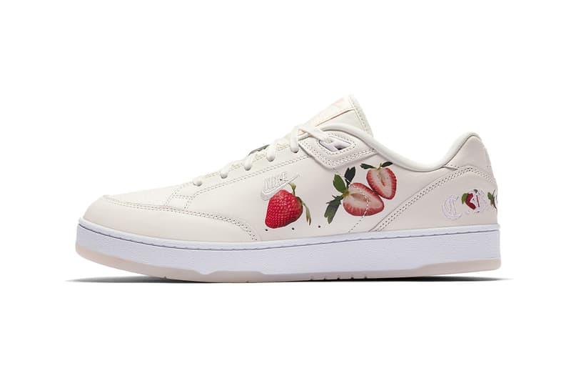 Nike Grandstand II Strawberries Cream Wimbledon 2018 Pinnacle b706368a5