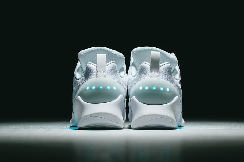 Nike HyperAdapt 1.0 Black White Triple White release date info purchase price