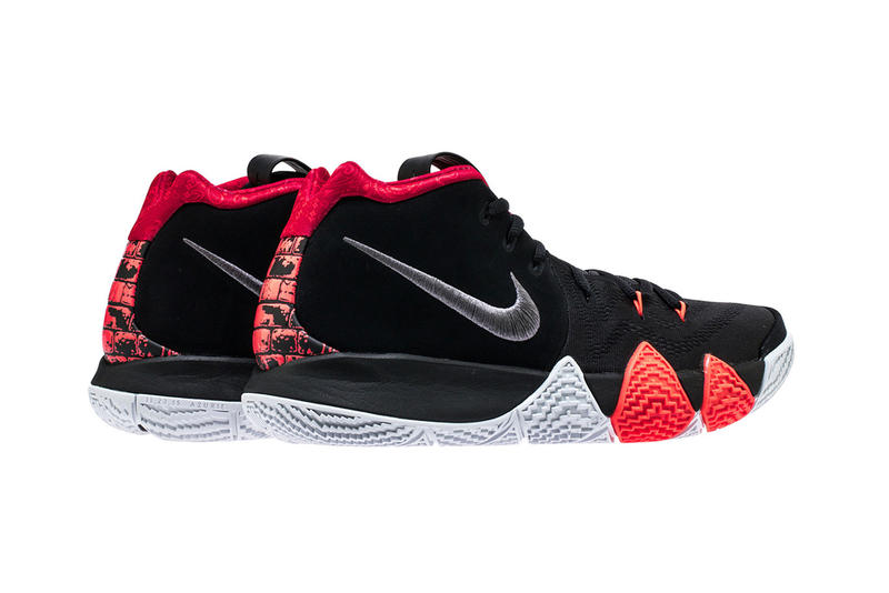 Nike Kyrie 4 41 for the Ages Release Date footwear nike basketball Kyrie Irving 2018 april cleveland cavaliers boston celtics