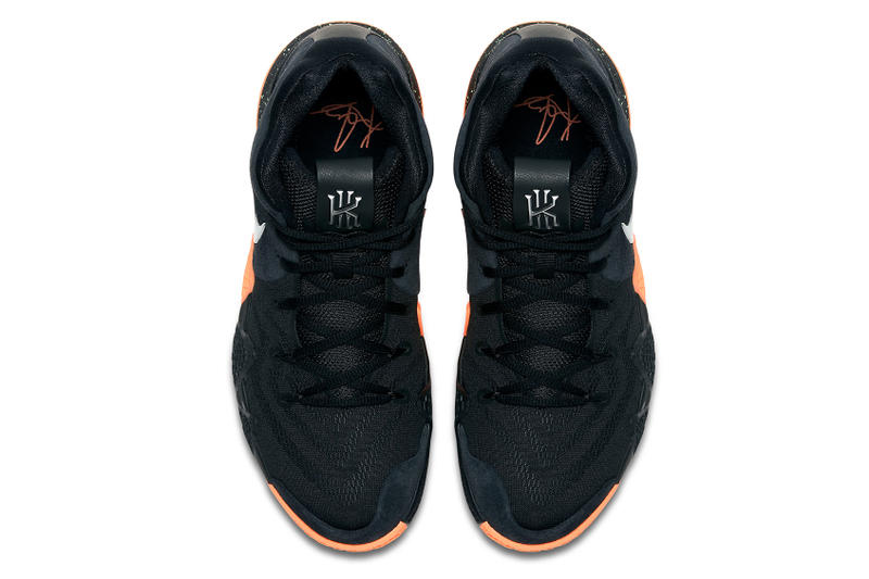 low priced ede0c 7cd06 Nike's Kyrie 4 Will Drop in Black & Orange | HYPEBEAST