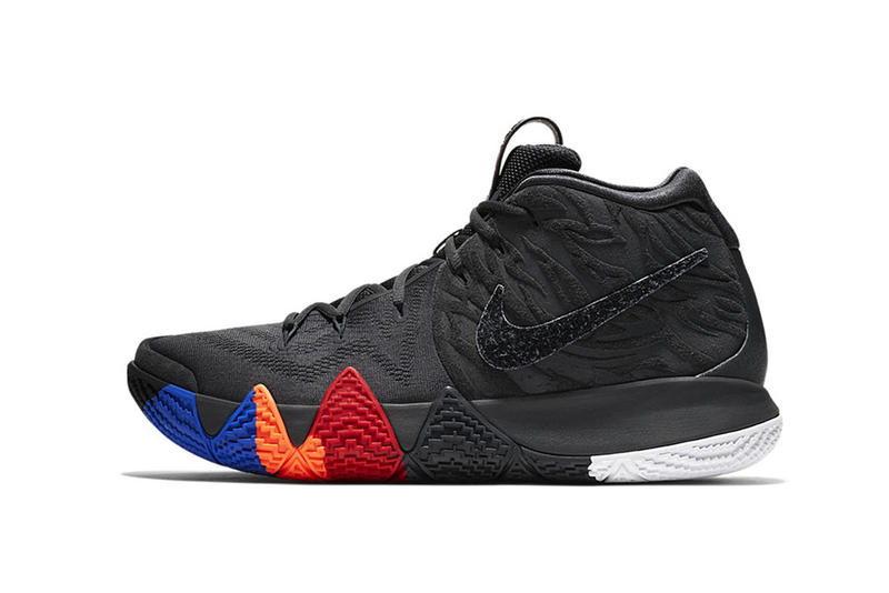 66d958fb0c15 Nike Kyrie 4 Year of the Monkey Release Date footwear Kyrie Irving release  dates april 15