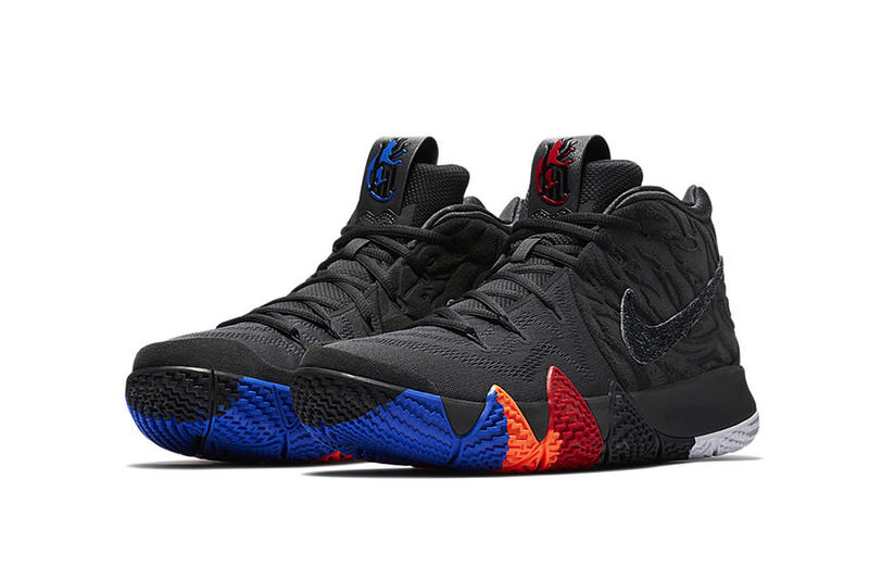 Nike Kyrie 4 Year of the Monkey Release Date footwear Kyrie Irving release dates april 15 2018 nike basketball