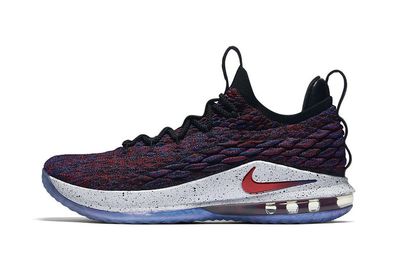 09ab3fae05a7 Nike LeBron 15 Low Release Date april 2018 footwear LeBron James Nike  Basketball
