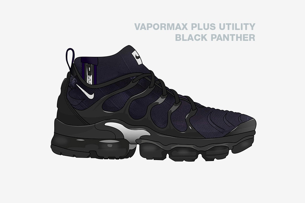 vapormax black panther off 50% - www