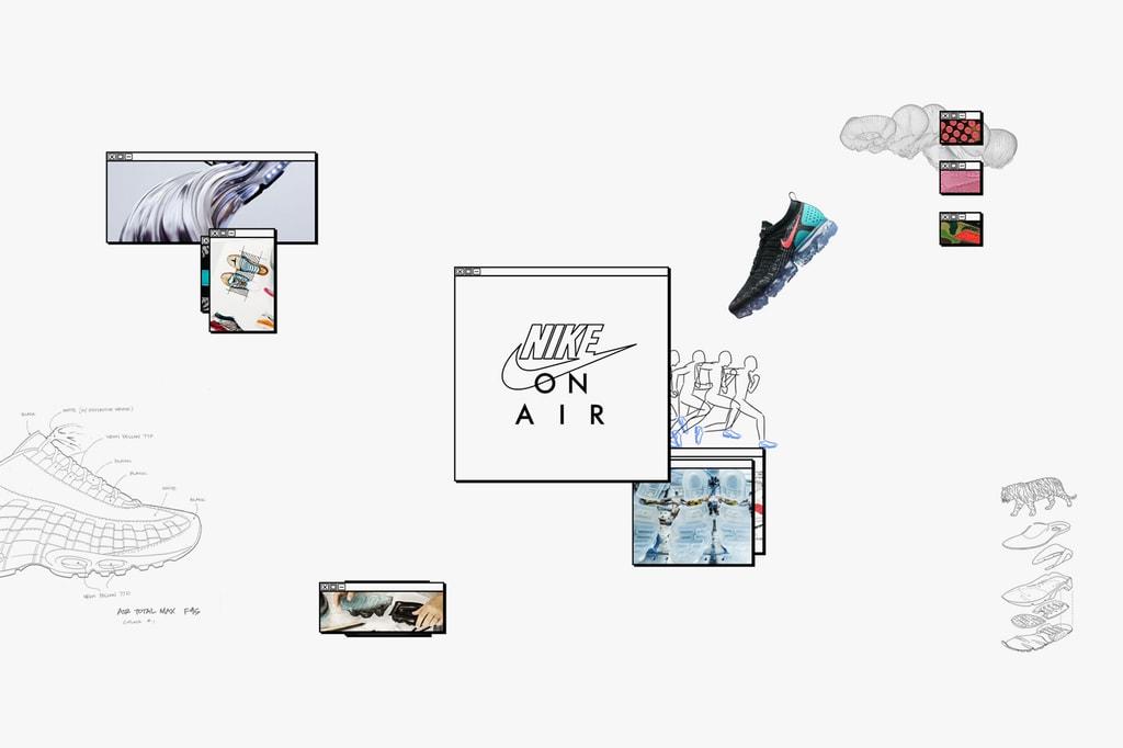 Nike On Air Sneaker Design Workshops Hypebeast