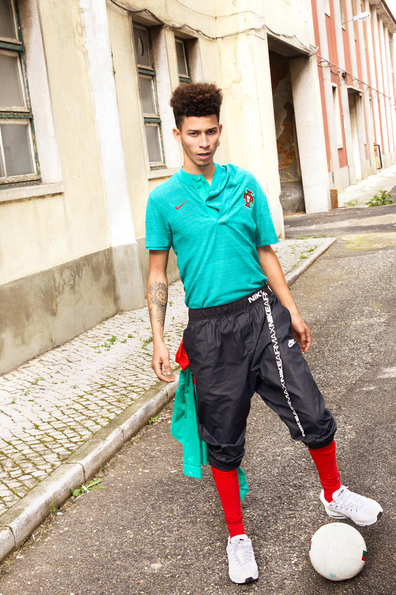 Nike Football Portugal 2018 World Cup Collection | HYPEBEAST