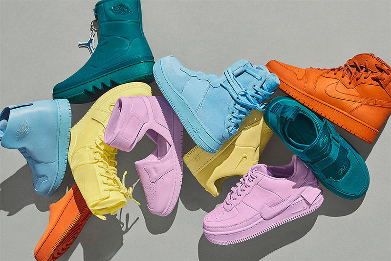 "Nike ""The 1 Reimagined"" collection Tonal Colorways release date purchase price available now"