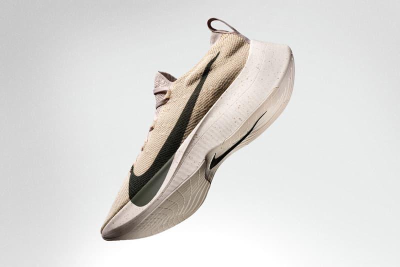 4ec99aafb1cef Nike Vapor Street Flyknit River Rock Light Cream Sail release info sneakers