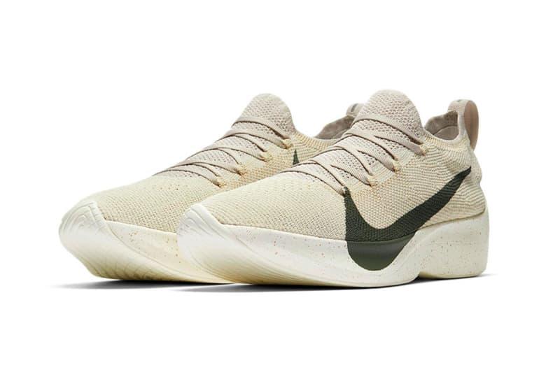 Nike Vapor Street Flyknit River Rock Light Cream Sail release info sneakers