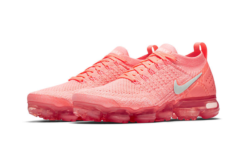 Nike Air VaporMax Flyknit 2.0 Crimson Pulse sneakers footwear