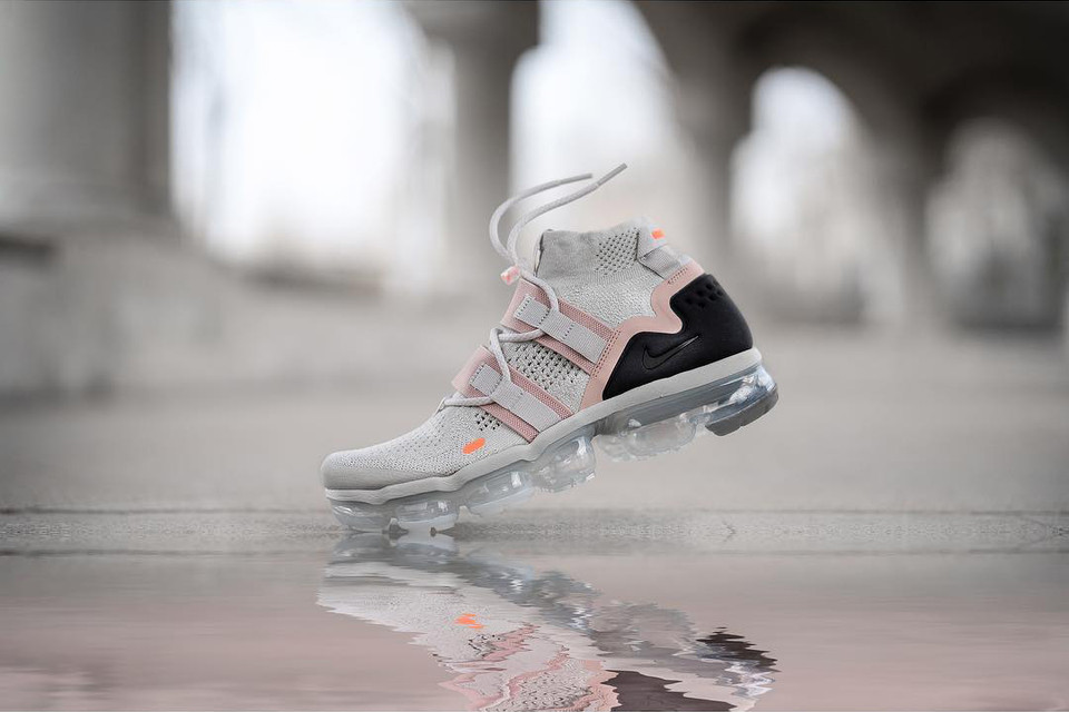 d1e49c8127f9a Nike s Air VaporMax Utility Will Get Retooled in Grey