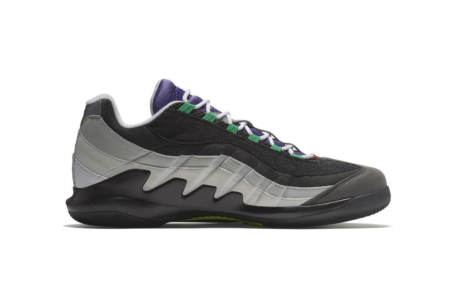 NikeCourt Vapor RF x Air Max 95 \
