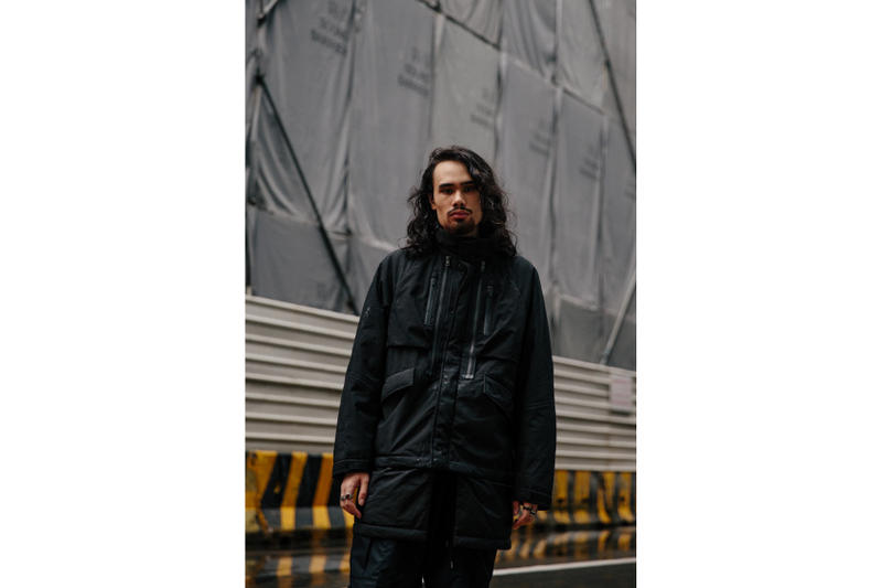 Nilmance Fall/Winter 2018 Collection Techwear