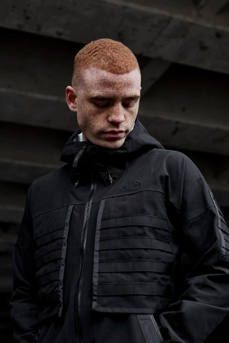 The North Face Releases Black Label Series | HYPEBEAST