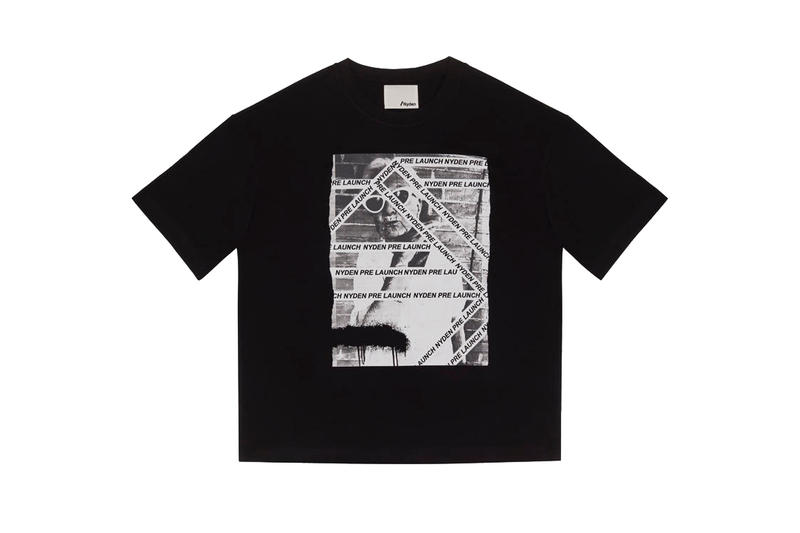 Fashion Brand Nyden First Products Released Ts H&M /Nyden
