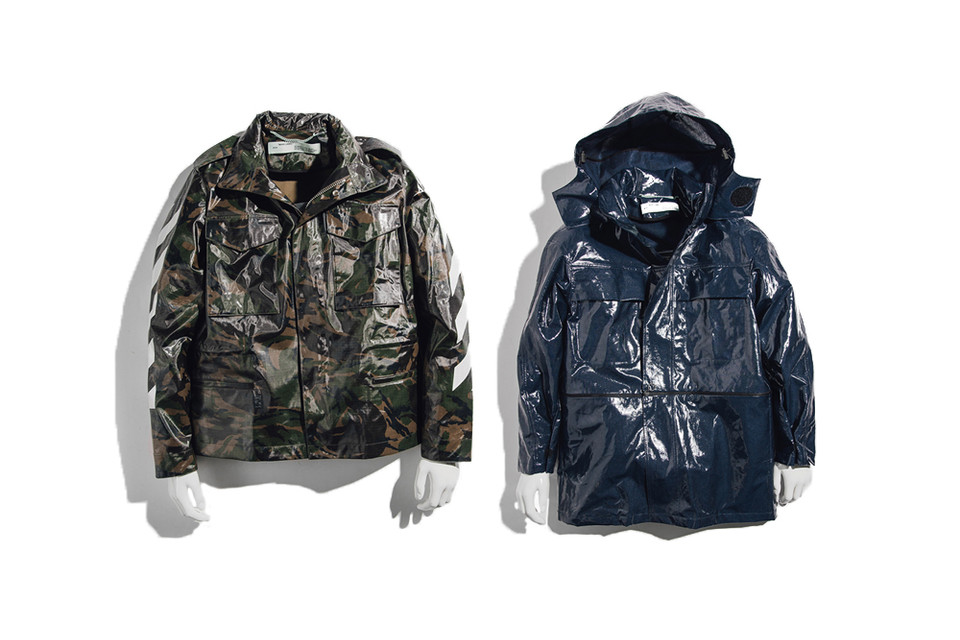 5c04b6d8a0400 Off-White™ Spring/Summer 2018 Jacket Release   HYPEBEAST