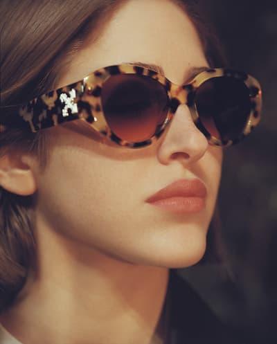 Off White Virgil Abloh Sunglass Hut capsule collection release date info drop sunglasses
