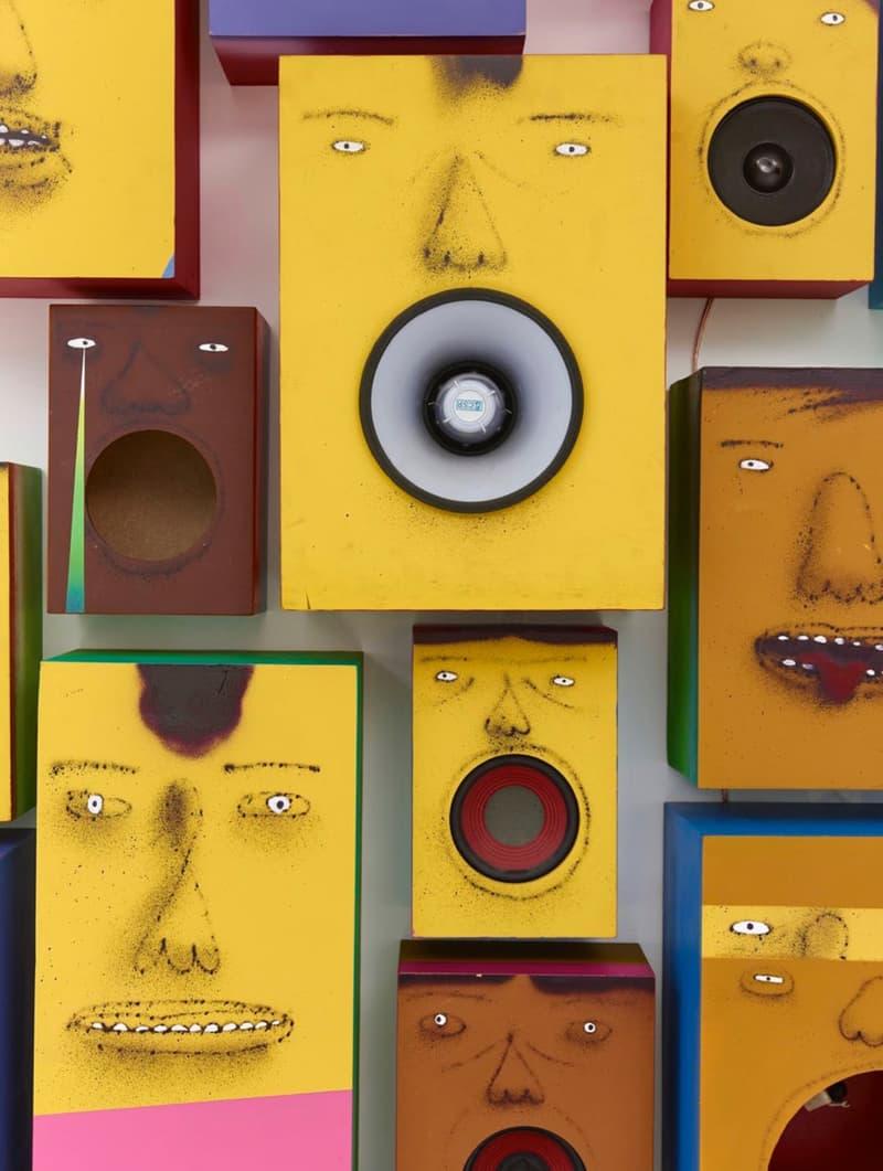 Osgemeos Dejavu Lehmann Maupin Gallery Hong Kong Art Basel