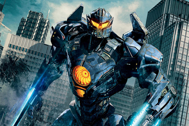 Pacific Rim: Uprising Box Office Number One Opening Weekend Black Panther
