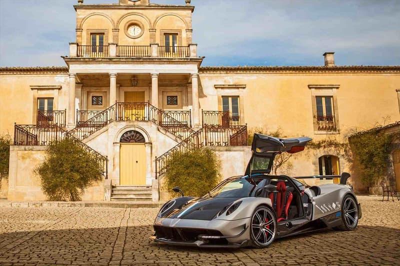 Pagani Electric Supercar Huayra Successor 2025 Hypercar Cars Motor Model Automobile Horacio Pagani