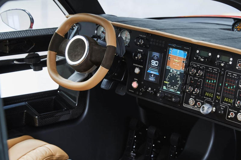 PAL-V Flying Car Pre-Order 2019 Release Geneva Motor Show 2018