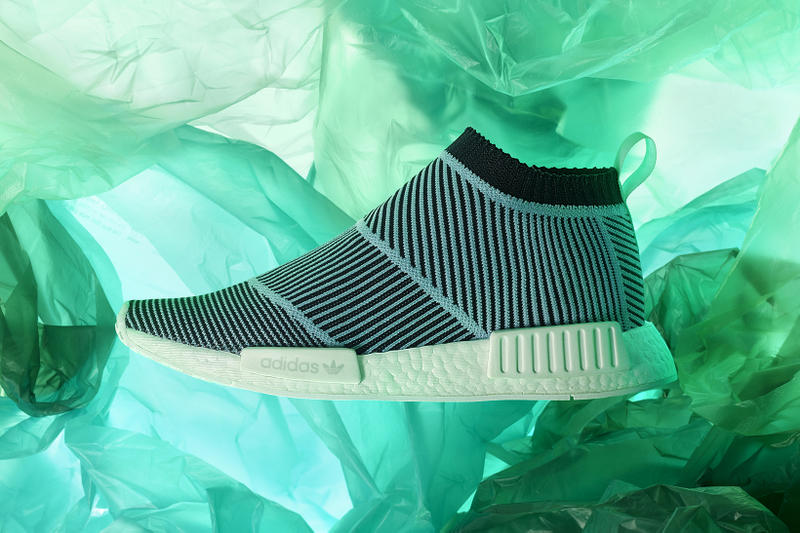 reputable site 9e8b7 6b606 Parley x adidas Originals NMD City Sock Release | HYPEBEAST