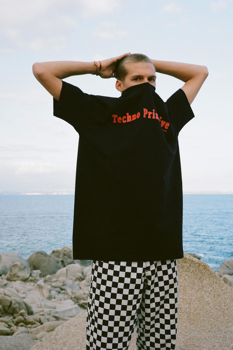 Pas de Mer Spring Summer 2018 Collection Lookbook hoodies T-shirts crewneck pullovers