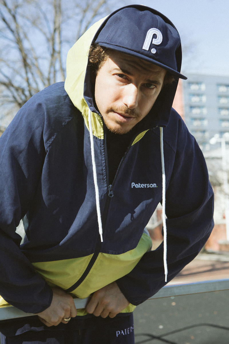 Paterson Spring Summer 2018 Collection Lookbook Release Made For Play