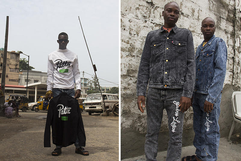 Patta Boy Better Know Africa Homecoming Capsule 2018 Skepta Lagos Nigeria