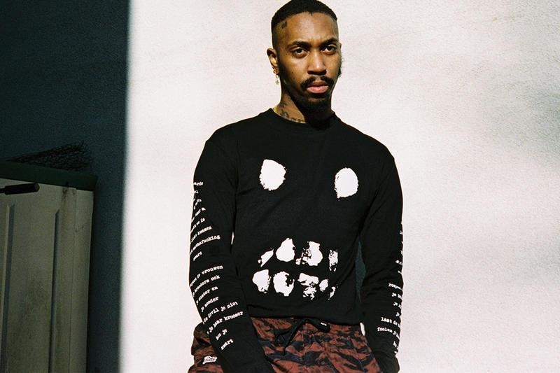 Patta Ray Fuego Zwart T Shirt tee black long sleeve longsleeve tour release date info drop