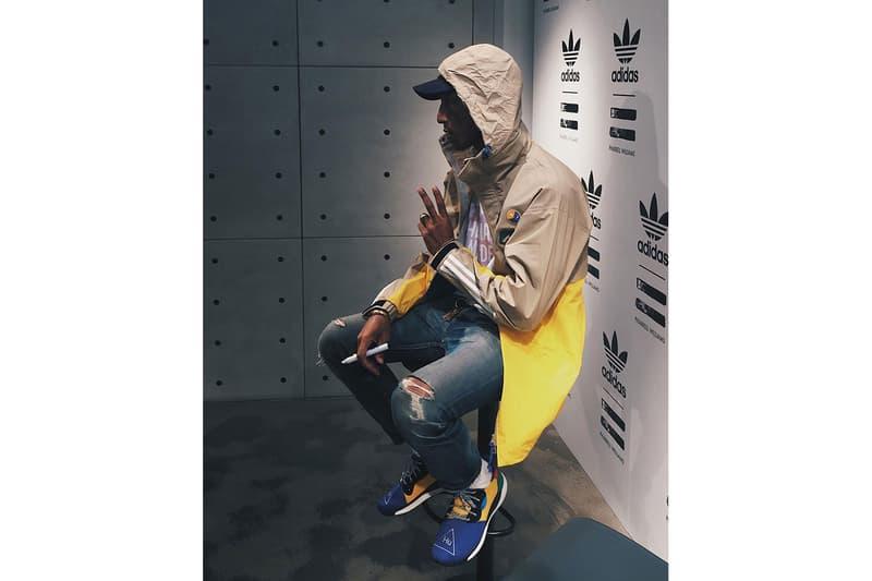 info for 095e0 8c4a1 Pharrell Williams adidas Originals Solar Hu Glide ST BOOST