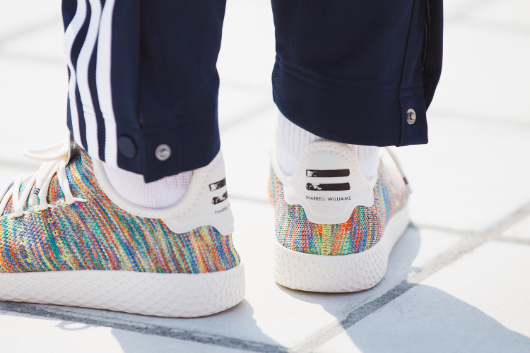 808ae103f01ad Pharrell Williams x adidas Originals Tennis Hu