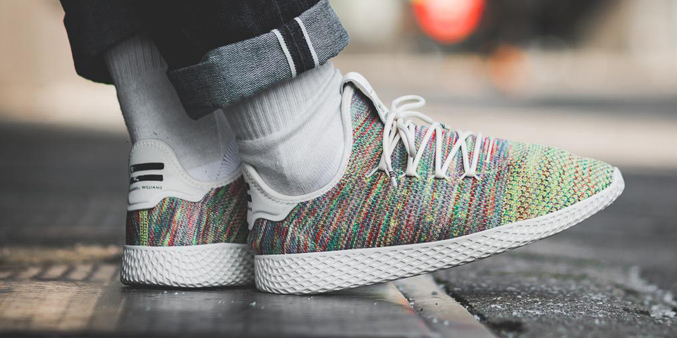 145674b8b9126 Pharrell Williams x adidas Tennis Hu