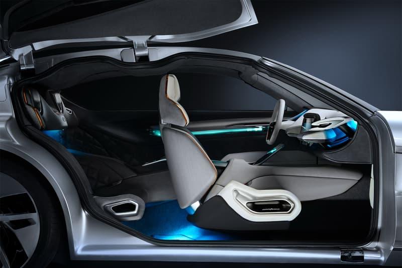 Pininfarina HK GT geneva motor show 2018