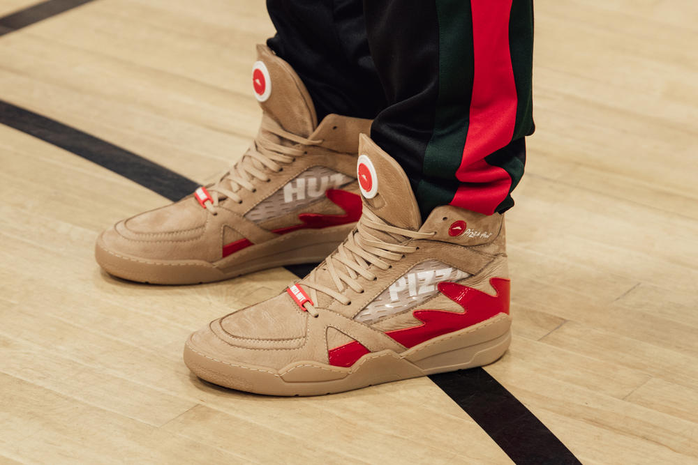 pizza hut pietop 2 closer look sneakers basketball red marinara wheat patent nubuck leather suede wax ncaa march madness
