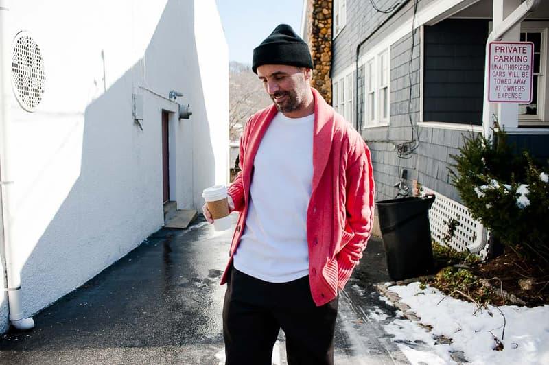 Gino Iannucci Poets Brand Spring 2018 Collection Nike SB Blazer Lighthouse Long Island