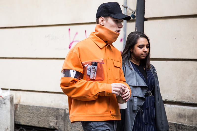 Prague Fashion Week Street Style Fall Winter 2018 Round 2