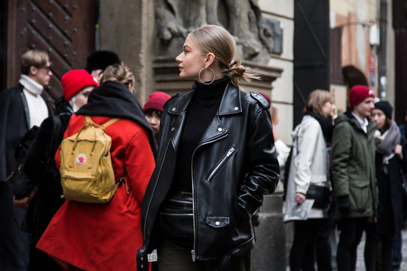 Prague Fashion Week Street Style Fall/Winter 2018 Round 3