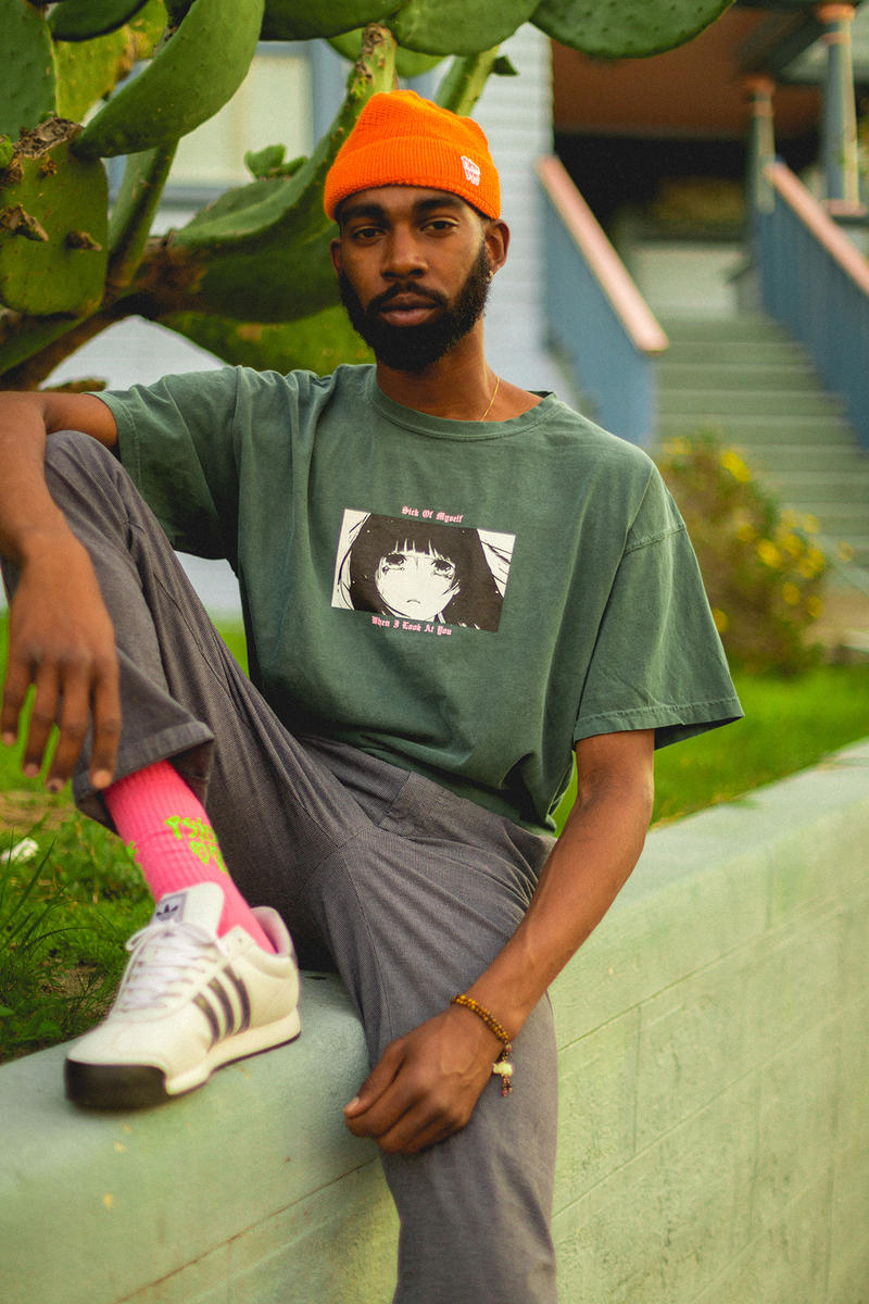 Psychic Hearts Spring Summer 2018 Lookbook collection drop v nyc