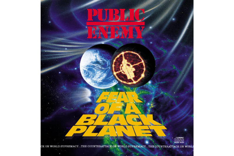 public enemy undercover supreme chuck d fear of a black planet streetwear fashion clothing accessories
