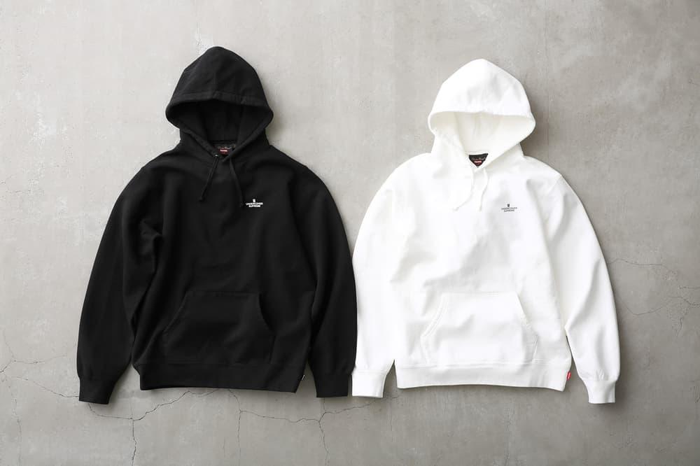 Supreme x Public Enemy x UNDERCOVER 2018 Collection Hip Hop Chuck D Jun Takahashi