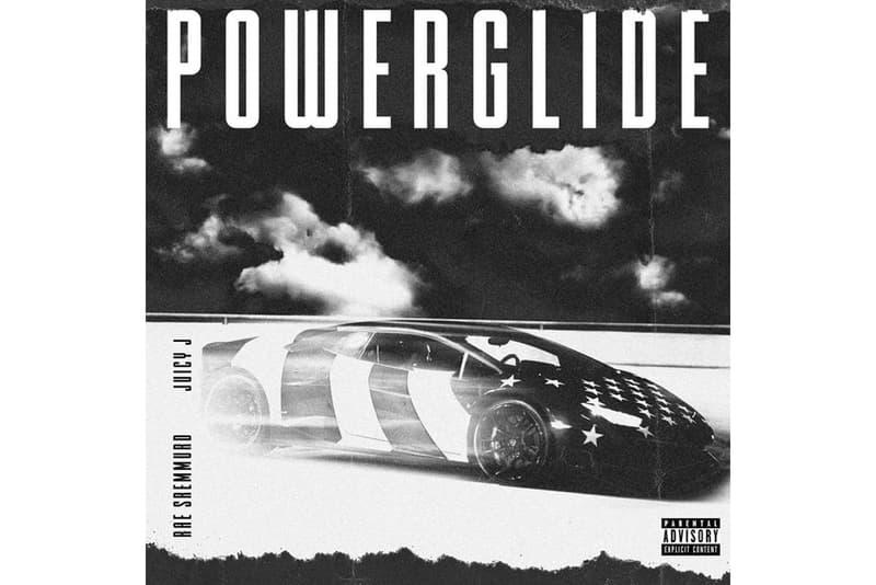 Rae Sremmurd Juicy J Three 6 Mafia Powerglide Side 2 Side Swaecation Jxmtroduction Swae Lee Slim Jxmmi
